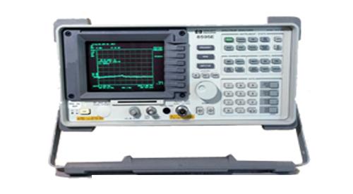 8595E 便携式频谱分析仪, 9 kHz 至 6.5 GHz