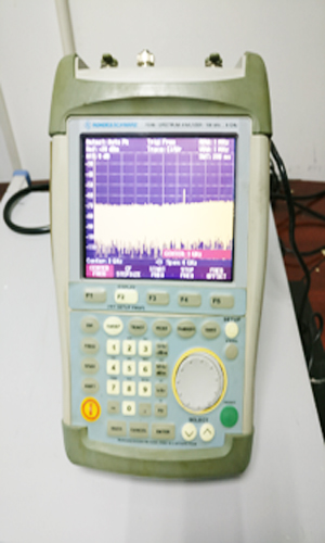 FSH6 R&S 手持频谱100kHz~6GHz带源
