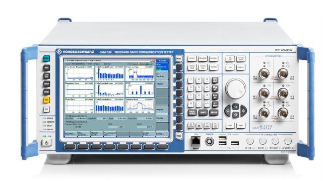 CMW500 无线通信测试仪
