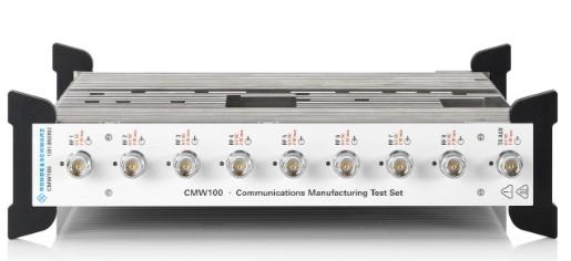 R&S CMW100 生产型无线综合测试仪