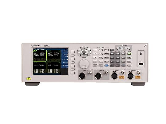 u8903b性能音频分析仪