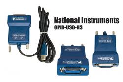 NI GPIB卡 NI GPIB-USB-HS