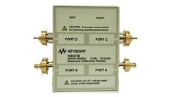 N4431B 射频电子校准件(ECal),9 kHz 至 13.5 GHz,4 端口